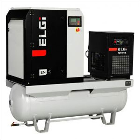Electric Powered Screw Air Compressors