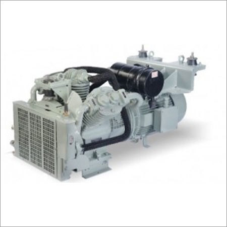 Electric Locomotive Railway Compressors