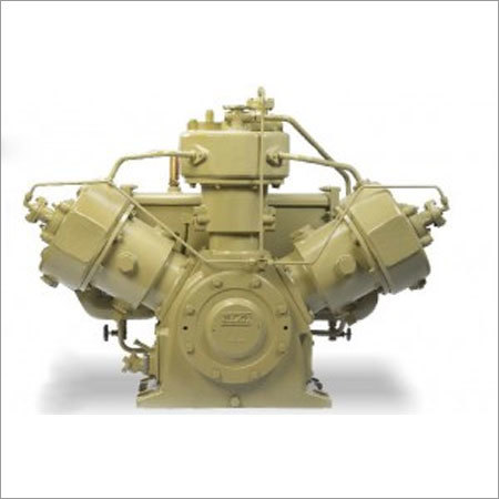Diesel Locomotive Railway Compressor