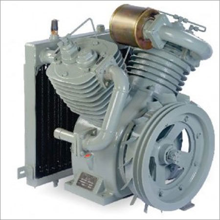Diesel Locomotive Railway Compressors