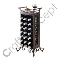 METAL WINE RACK