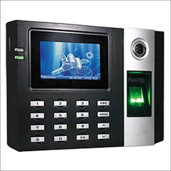 Fingerprint Based Time and Attendance Machine
