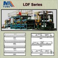 Color Steel Sandwich Panel Roll Forming Line
