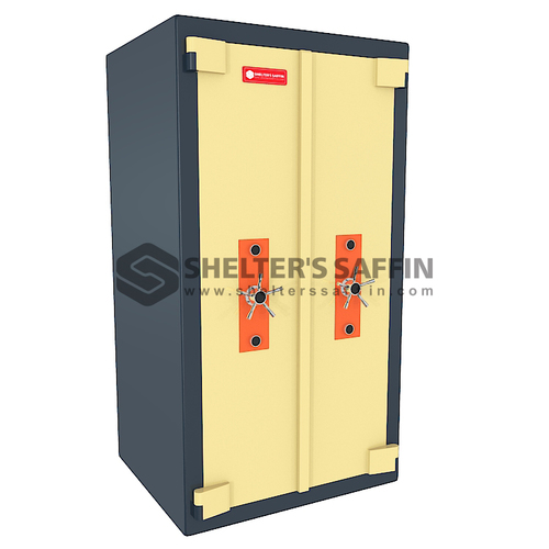 Double Door Safety Locker