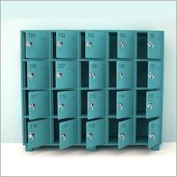 Industrial Storage Locker