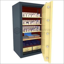 Heavy Duty Safety Locker