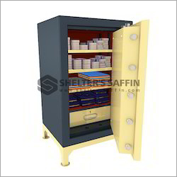 Fire Resistant Safety Locker