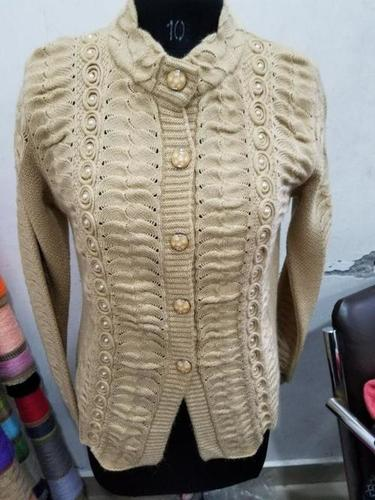Ladies Winter Cardigan