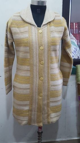 Women's Long Cardigan