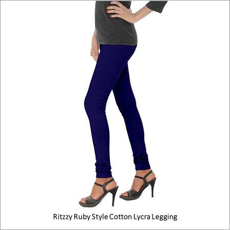 Ruby Style Cotton Lycra Legging