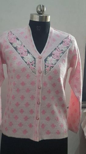Pink Ladies Cardigan Manufacturer a50c1d734