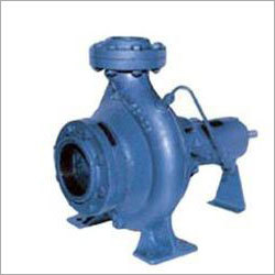 End Suction Irrigation Pump