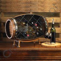 Hollow Container Wine Rack