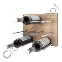 WALL WINE STAND