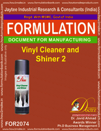 Vinyl Cleaner and Shiner 2