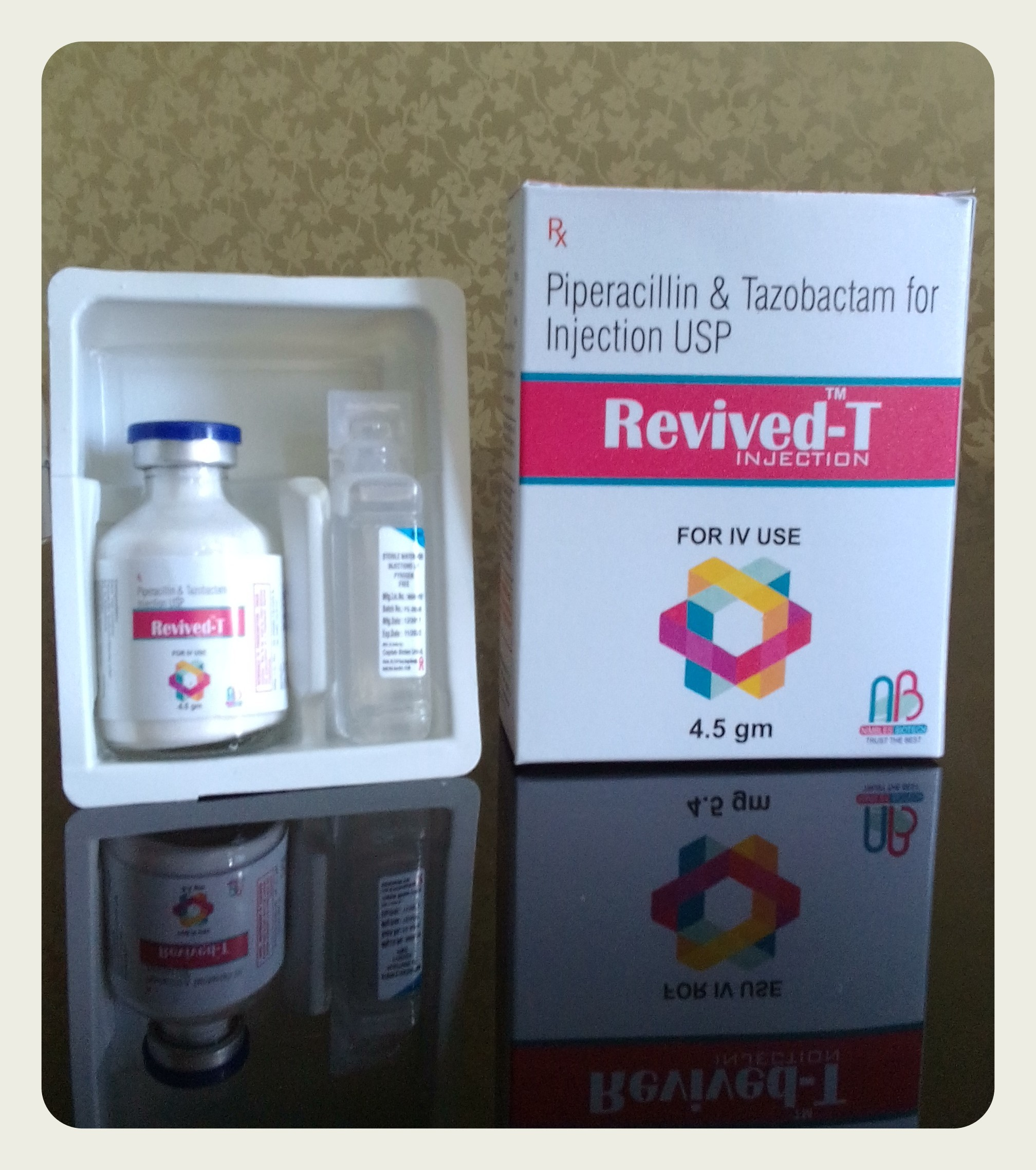 Piperacillin & Tazobactam Injection
