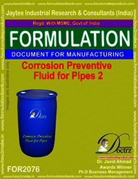 Corrosion Preventive Fluid for Pipes 2
