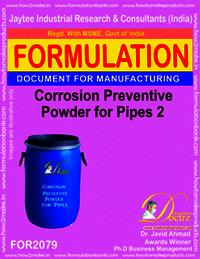 Corrosion Preventive Powder for Pipes 2