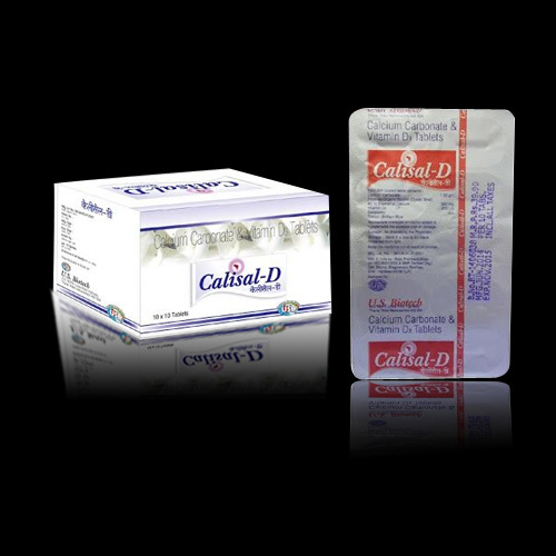 Calcium Citrate Vitamin D3 Tablets