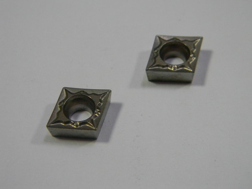 Coated Cermet Inserts