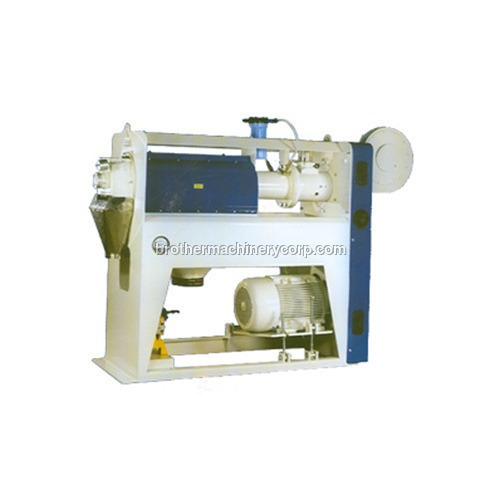 Silky Rice Polisher Machine