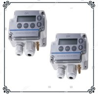 Sensocon USA Differential Pressure Transmitter Series DPT10-R8 - Range 0 - 6.2 mbar