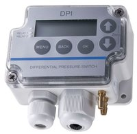 Sensocon USA Differential Pressure Transmitter Series DPT10-R8 - Range 0 - 25.4 mmWC