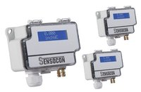 Sensocon USA Differential Pressure Transmitter Series DPT10-R8 - Range 0 - 127 mmWC