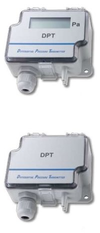 Sensocon USA Differential Pressure Transmitter Series DPT30-R8 - Range  -15.0 - 15.0 inWC