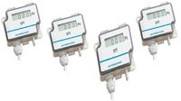 Sensocon USA Differential Pressure Transmitter Series DPT30-R8 - Range  0 - 15 inWC