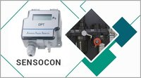 Sensocon USA Differential Pressure Transmitter Series DPT30-R8 - Range  0 - 20 inWC