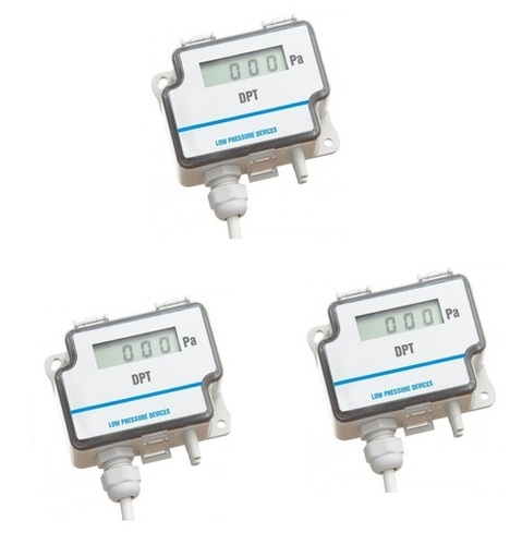 Series DPT Differential Pressure Transmitter India