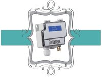 Sensocon USA Differential Pressure Transmitter Series DPT30-R8 - Range  -12.5 - 12.5 mbar