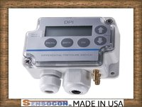 Sensocon USA Differential Pressure Transmitter Series DPT30-R8 - Range  0 - 25 mbar