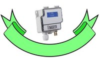 Sensocon USA Differential Pressure Transmitter Series DPT30-R8 - Range  0 - 62.5 mbar