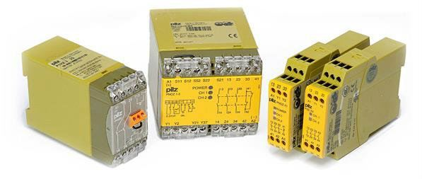 Safety Relay Power Relay