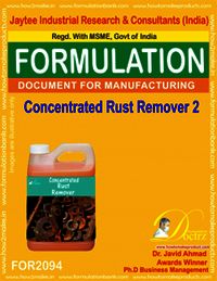 Concentrated Rust Remover 2