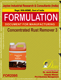 Concentrated Rust Remover 3