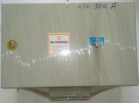 Changeover Switch 320 Amp