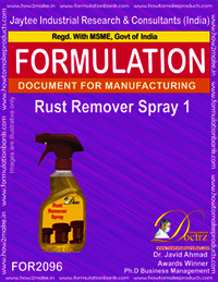 Rust Remover Spray 1