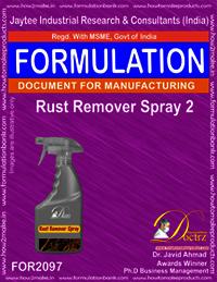 Rust Remover Spray 2