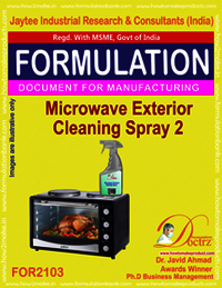 Microwave Exterior Cleaning Spray-2