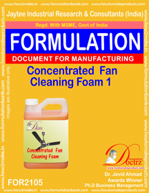 Electrical & Electronics Cleaner Formuations