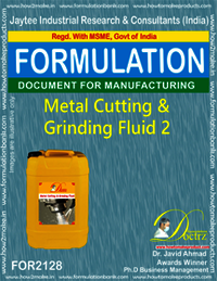 Metal Cutting and Griding Fluid chemicals Fomula -2