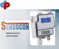 Sensocon USA Differential Pressure Transmitter Series DPT1-R8 - Range  -2.5 - 2.5 mmWC