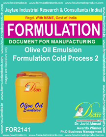 Emulsion Making Formulations