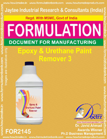 Paint Removers Making Formulations