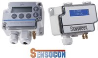 Sensocon USA Differential Pressure Transmitter Series DPT1-R8 - Range  0-25.4 mmWC