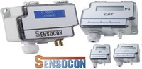 Sensocon USA Differential Pressure Transmitter Series DPT10-R8  - Range  0 - 0.5 inWC
