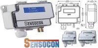 Sensocon USA Differential Pressure Transmitter Series DPT10-R8  - Range   0 - 1.0 inWC